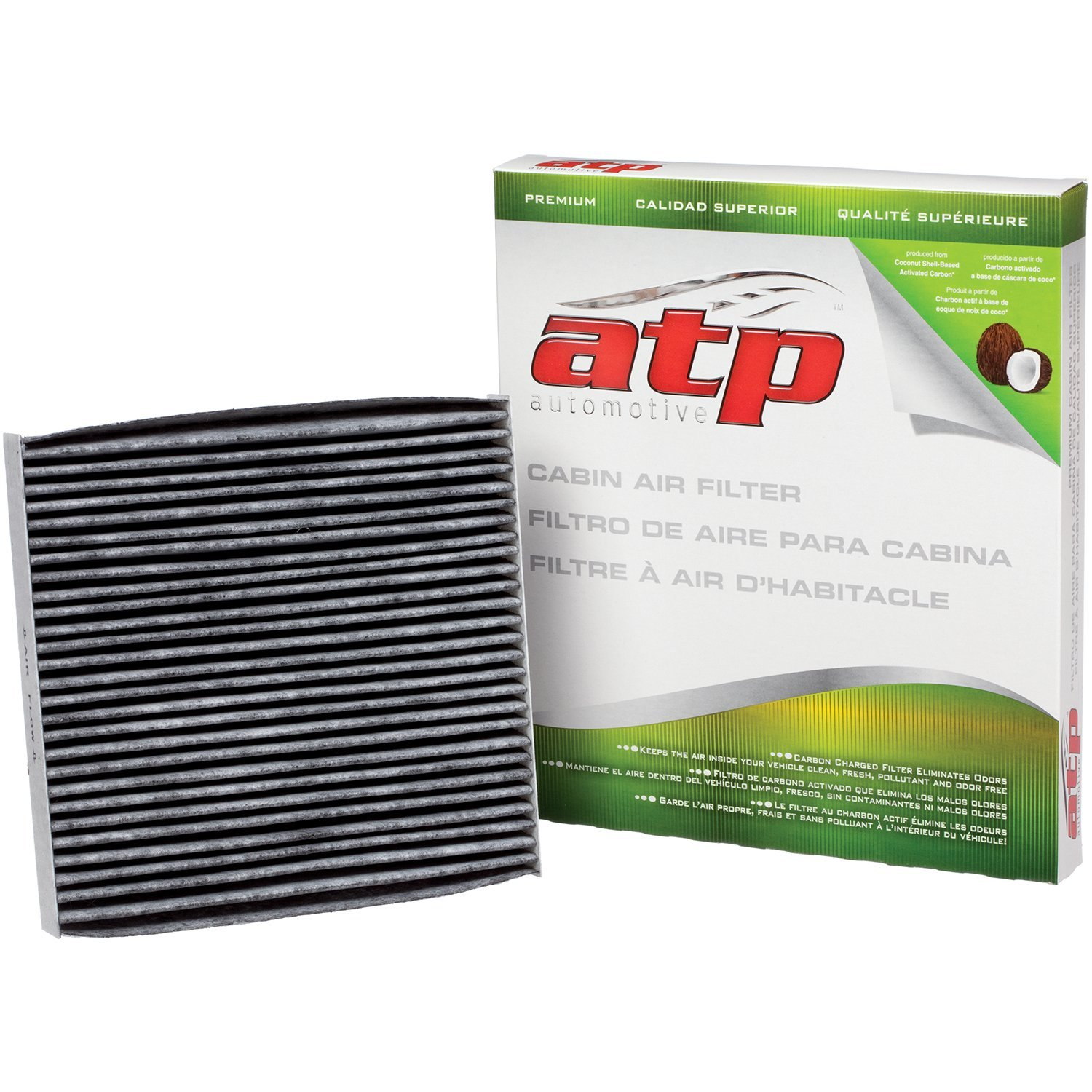 Amazon.com: ATP HA 5 Carbon Activated Premium Cabin Air Filter: Automotive