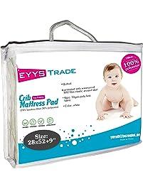 Amazon Com Mattress Pads Baby Products