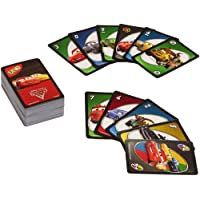 Mattel Games UNO Disney/Pixar Cars 3 Card Game