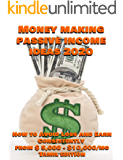 Money making passive income ideas 2020 : How to Avoid Loss and Earn Consistently from $ 5,000 - $10,000/mo (Tamil Edition)