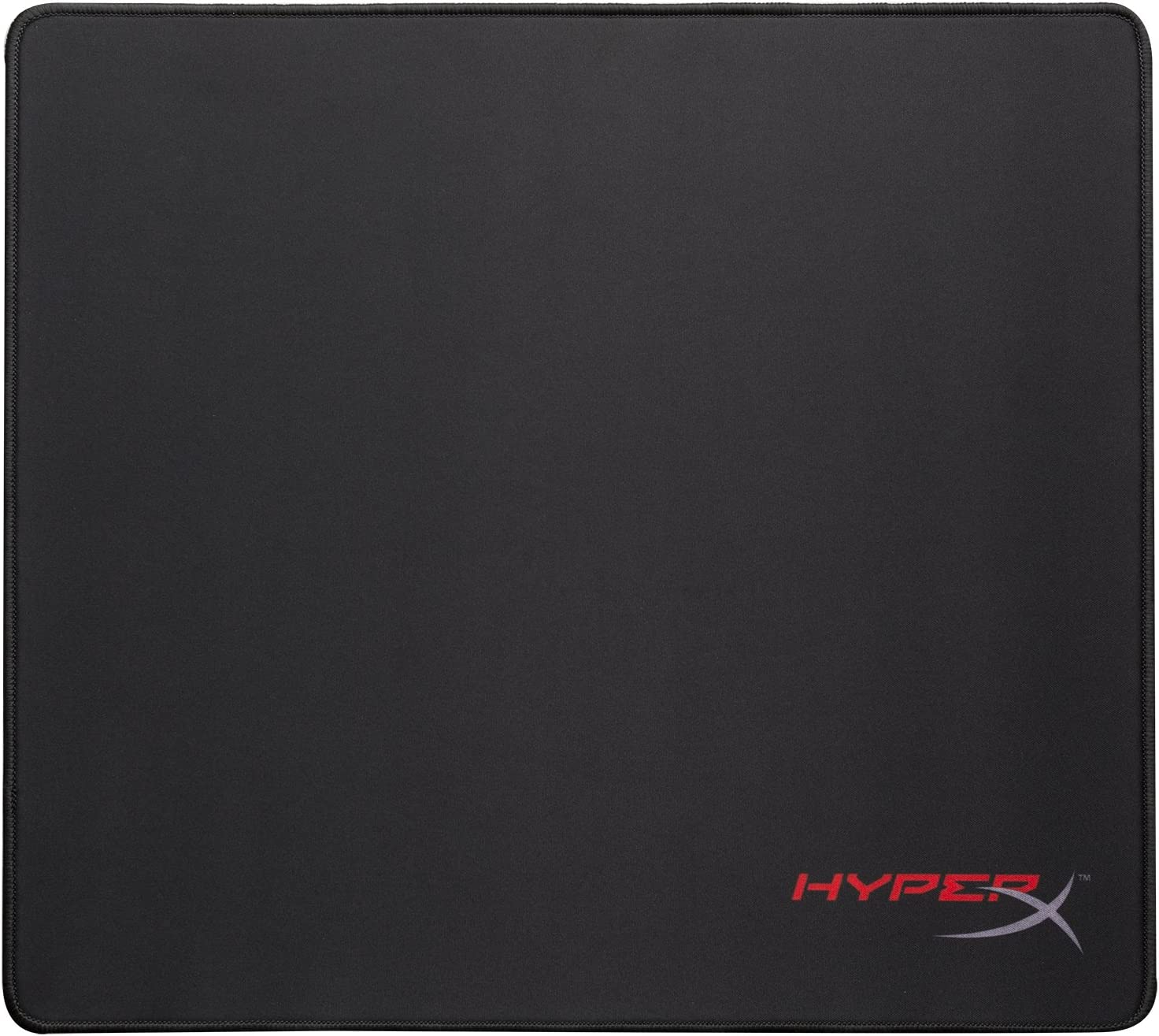HyperX FURY S - Pro Gaming Mouse Pad, Cloth Surface Optimized for Precision, Stitched Anti-Fray Edges, Large 450x400x4mm