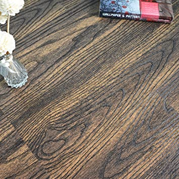 Yazi Vinyl Plank Flooring Tile Peel And Stick Flooring Vintage Wood