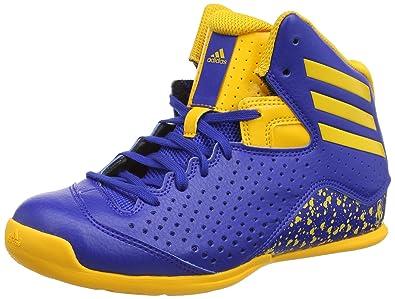 buy online 3d7e2 c3650 adidas Nxt Lvl Spd Iv Nba K, Boys  Basketball, Azul (Azusld