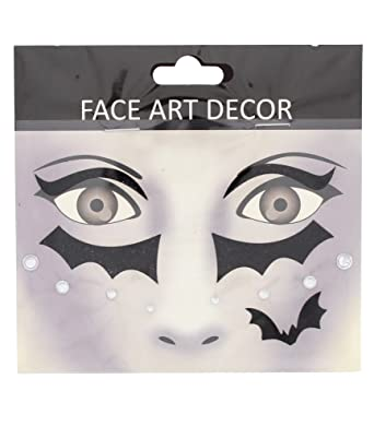 Zac's Alter Ego® Halloween Face Stickers