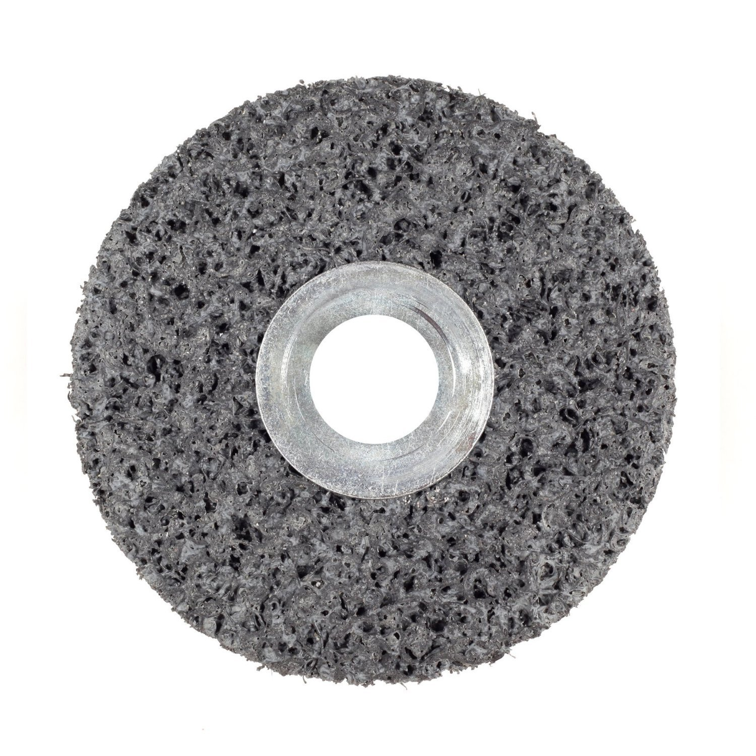 Scotch-Brite(TM) Clean and Strip Unitized Wheel, 7000 rpm, 6 Diameter, 5/8 Arbor, Extra Coarse Grit (Pack of 2) 3M CS-UW