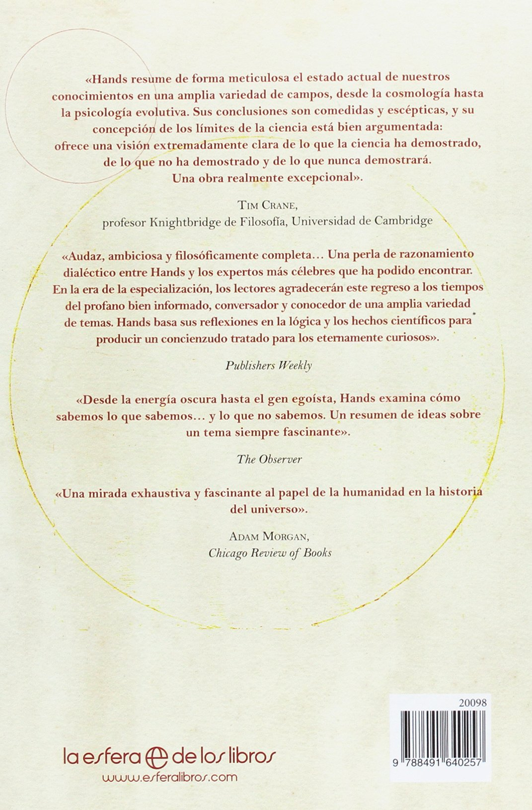 Cosmo Sapiens (Historia): Amazon.es: John Hands, Isabel Murillo Fort ...