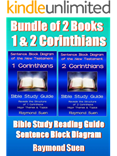 1 Peter Sentence Block Diagram Method Of The New Testament Holy Bible Structure Bible Reading Guide Bible Reading Method Kindle Edition By Suen Rosa Suen Raymond Religion Spirituality
