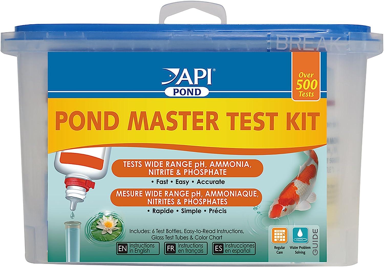 API Pondcare Master Liquid Test Kit