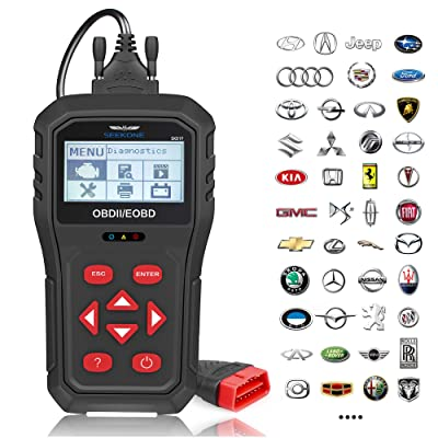 OBD2 Scanner, SEEKONE SK819 Universal Car Code Reader Professional Vehicle Diagnostic Tool Auto Check Engine Light Scan Tool for All OBDII Protocol Cars Since 1996: Automotive [5Bkhe0409940]