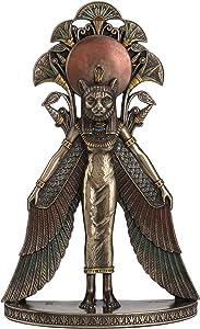 Veronese Design Sekhmet Winged Egyptian Warrior Goddess Wall Art Statue