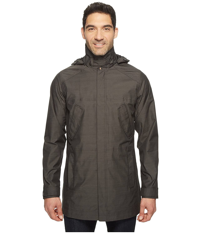 [ナウ] メンズ コート Quintessenshell Trench Coat [並行輸入品] B07DV6TKPM XL