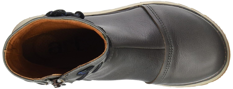 Art Grau Damen Heathrow Kurzschaft Stiefel Grau Art (Memphis Humo 1027) 537d7f