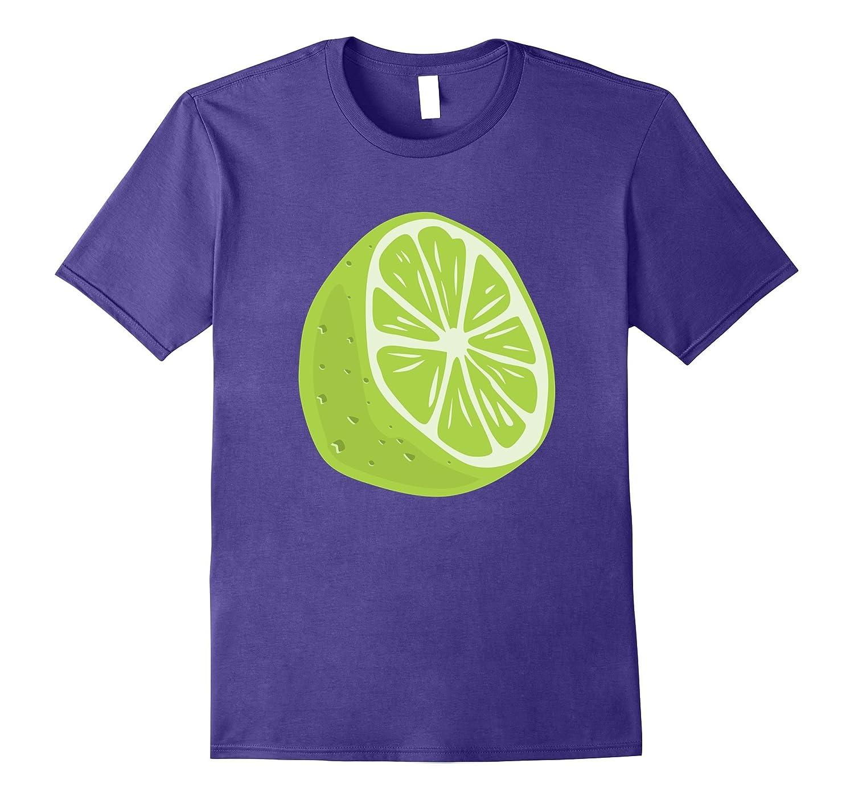 Lime Halloween Costume T-Shirt - Guacamole Group-ANZ