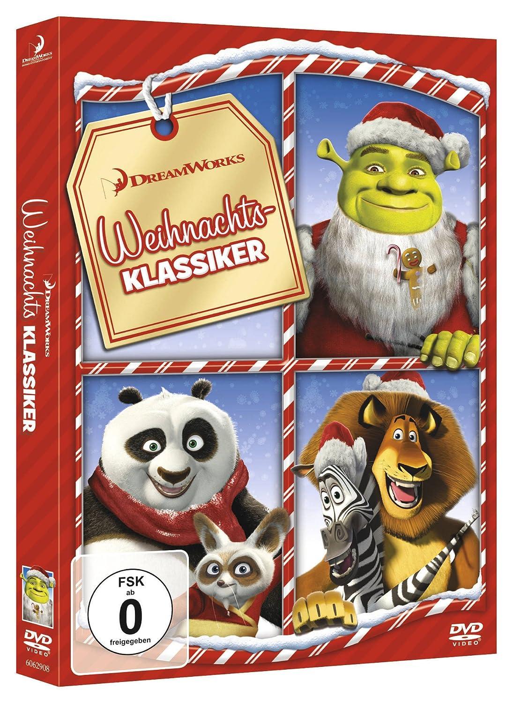 DreamWorks Weihnachts-Klassiker: Amazon.de: DVD & Blu-ray