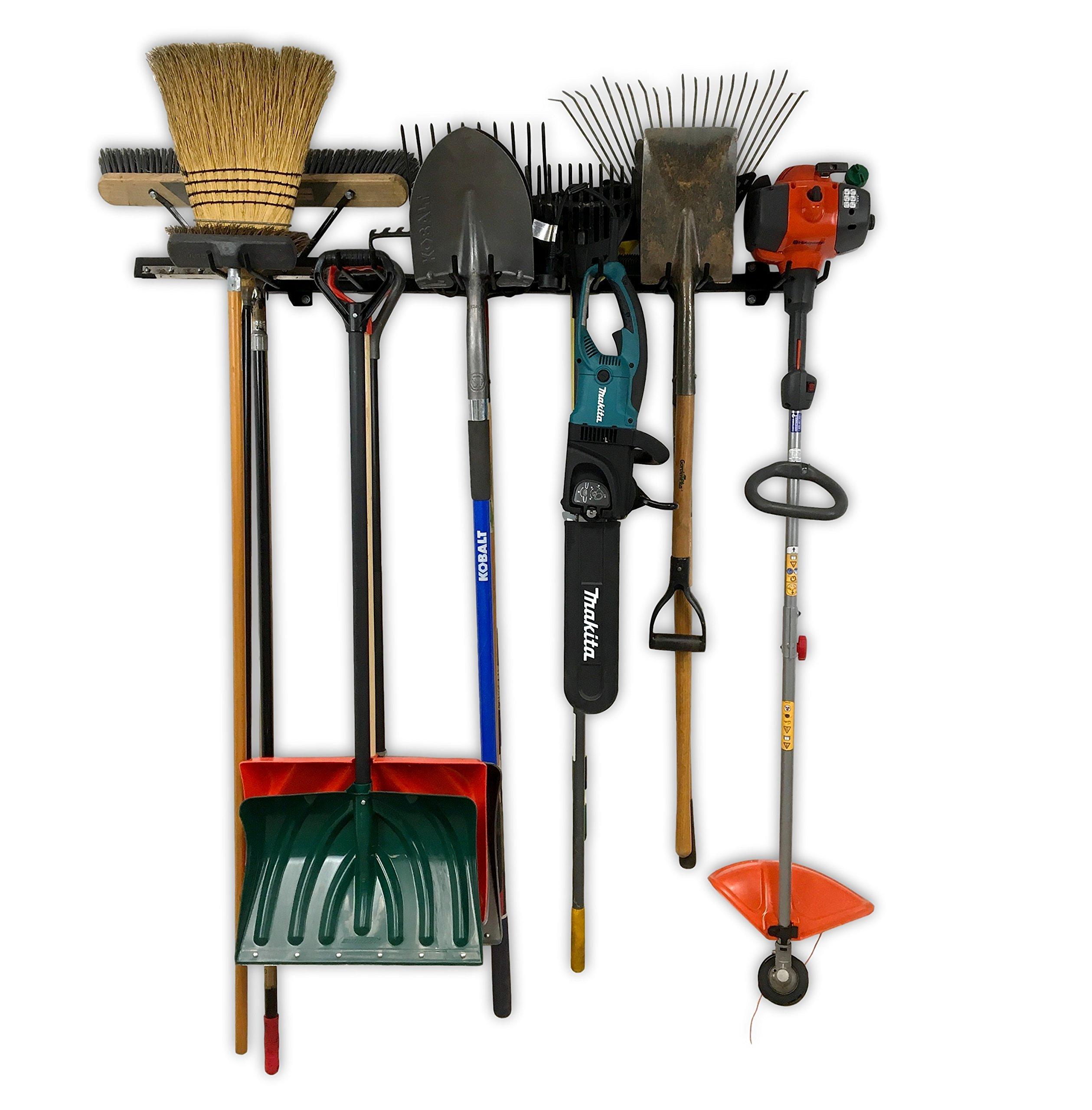 Omni Tool Storage Rack   Max | Wall Mount Tools Home U0026 Garage Storage  System | Steel Gear Hanger