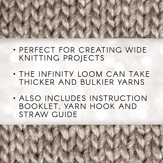 Amazon.com: Darice Loom Knit Kit Purple