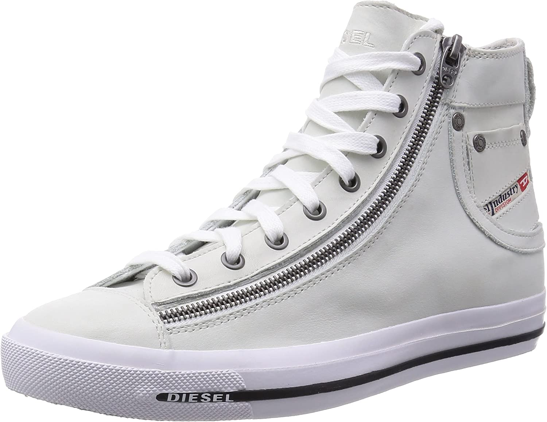 Diesel Men's Expo-Zip Fashion Sneaker