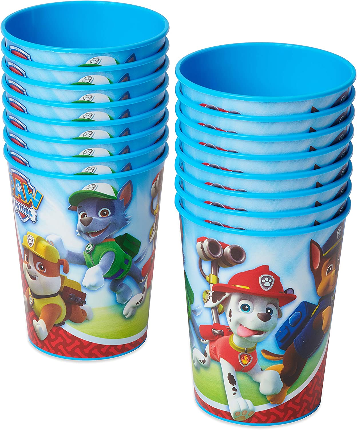 3-Count Table Cover American Greetings Paw Patrol Party Supplies