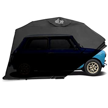 Water Resistant Breathable Small Full Car Cover To Fit Classic Mini