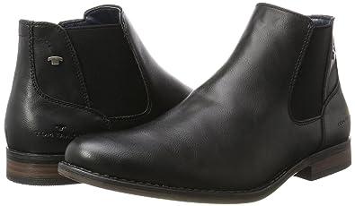 Tom Tailor Men's's 3780003 Chelsea Boots