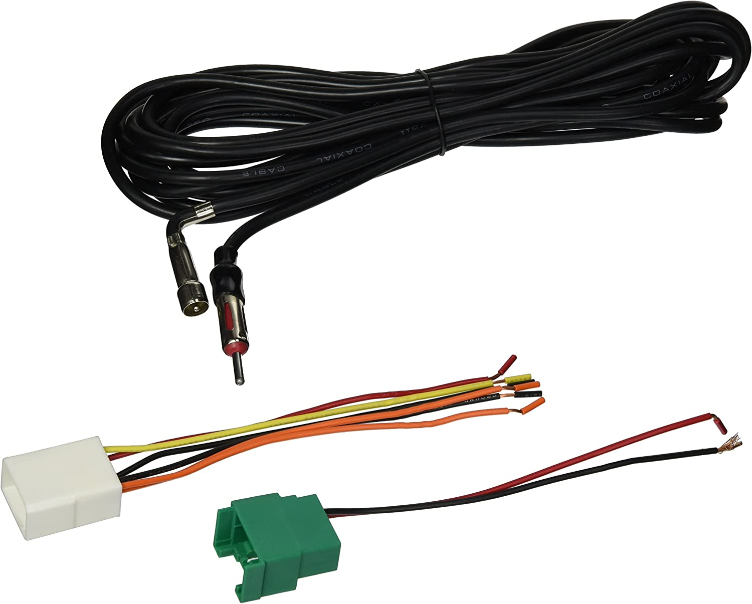 Amazon.com: Scosche FD09B Compatible with 1996-97 Ford Taurus Car Power  Connector / Wire Harness for Aftermarket Stereo Installation with Color  Coded Wires/Extension kit; For Rear Tuner/Amp: Car ElectronicsAmazon.com