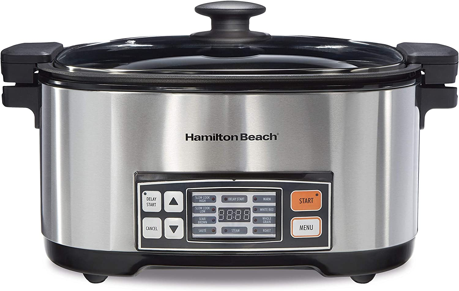 Hamilton Beach 33065 Multicooker, One size, Grey