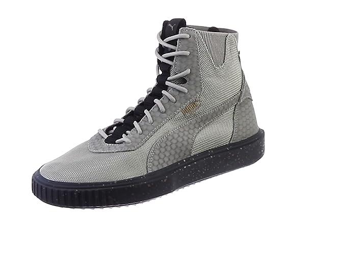 PUMA Herren Sneaker Breaker Hi Blocked Evolution Sneaker