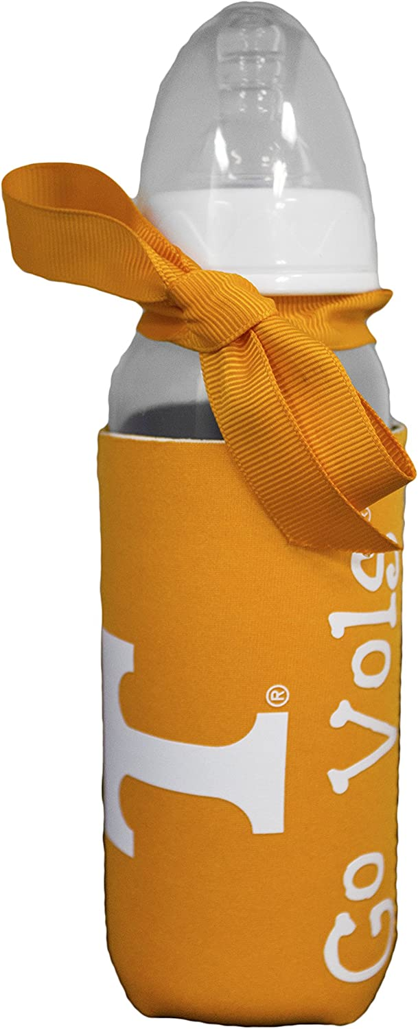 Game Day Outfitters NCAA Infant Bottle and 2 Pack Bib Set