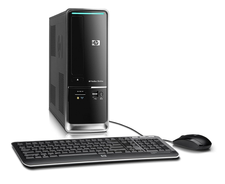 Amazon.com: HP Pavilion Slimline S5220F Black Desktop PC (Windows 7 Home  Premium) (Discontinued by Manufacturer): Computers & Accessories