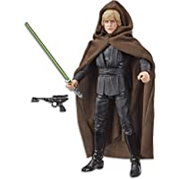 Star Wars The Black Series - Luke Skywalker (Guerrero Jedi) - Figura de 15 cm de Star Wars