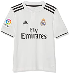 adidas 2018-2019 Real Madrid Home Shirt (Kids)