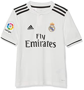 6c852a222881d adidas 18 19 Real Madrid Home-Lfp Camiseta