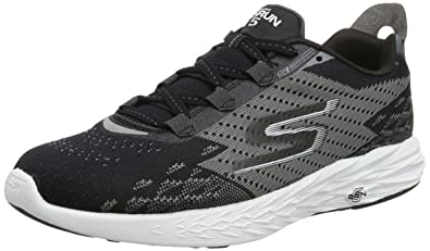 Mens Go Run 5 Trainers Skechers EioSZBizE