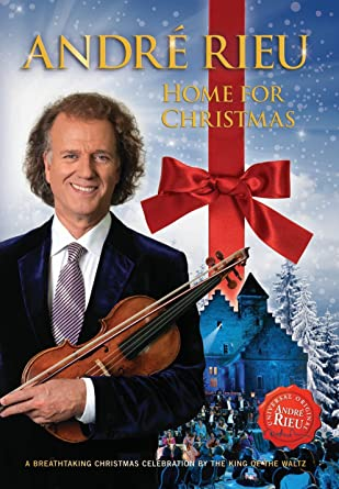 André Rieu: Home For Christmas [DVD]: Amazon.co.uk: Andre Rieu ...
