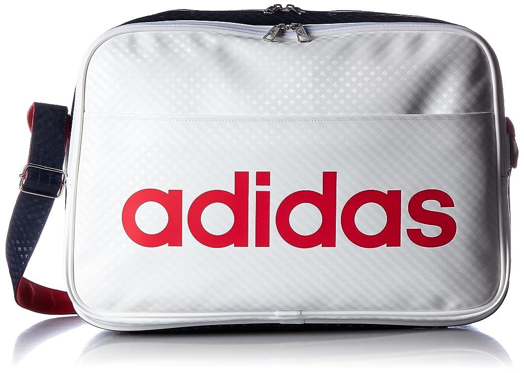 を必要としています出発エコー[アディダス] adidas エナメルバッグ LIGHT エナメル L