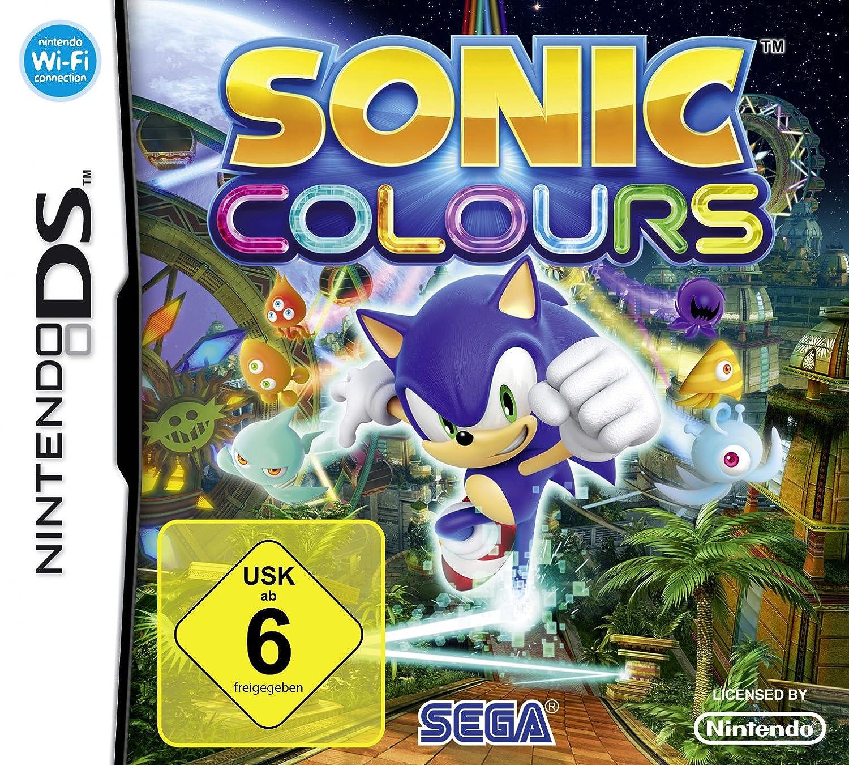 Sonic Colours: Nintendo DS: Amazon.de: Games