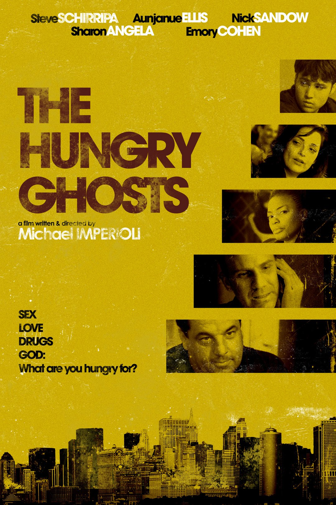 DVD : The Hungry Ghosts (Widescreen)
