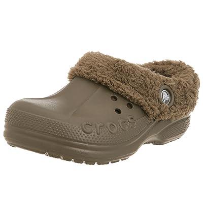 Crocs Kids' Blitzen Lined Clog