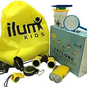 amazon com outdoor explorer kit unique kids educational