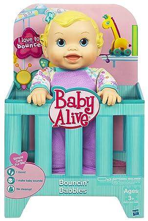 Hasbro 19411 Baby Alive - Muñeco