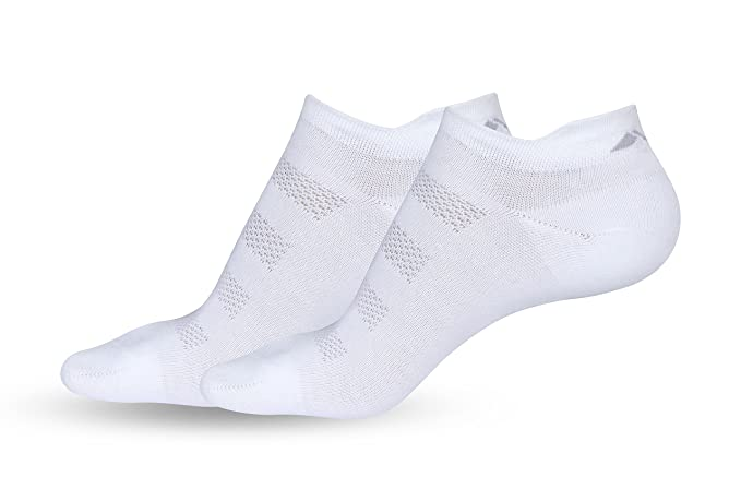 Nivia 8802 Low Cut Cotton Sports Socks, Free Size Pack of 3 (White): Amazon.in: Sports, Fitness & Outdoors