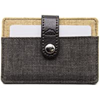 Fashion Series - Slim, Fabric Card Holders in Cheerful Colors