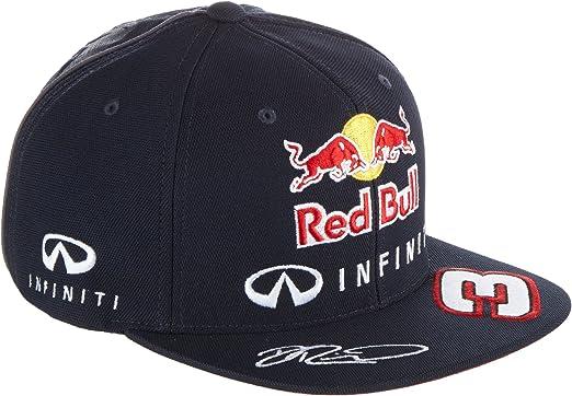 Gorro Daniel Ricciardo de Red Bull: Amazon.es: Ropa y accesorios