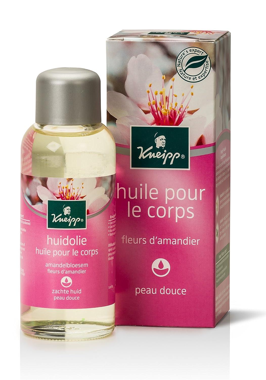 Kneipp Huile Corps Douceur Exquise Fleurs d'Amandier 100 ml