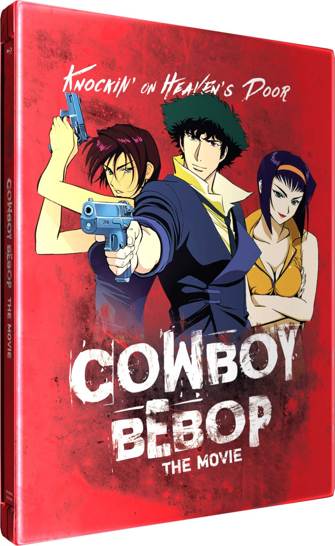Blu-ray : Cowboy Bebop: The Movie - Knockin' On Heaven's Door (Limited Edition, Steelbook, Subtitled)