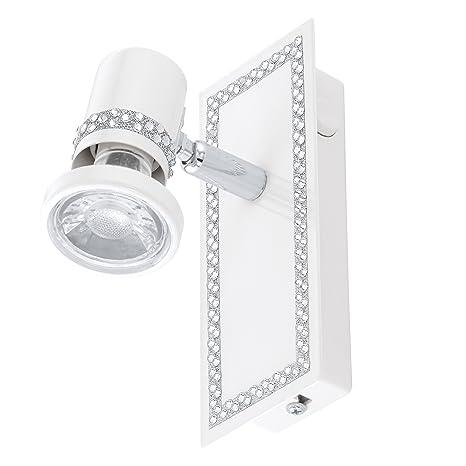 Eglo 94283 lámpara de interior, plata