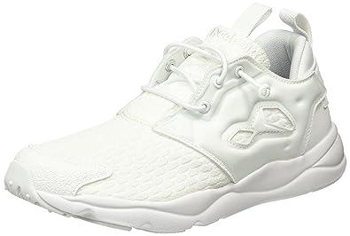 7d51cd1be03 Reebok Men s Furylite Low-Top Sneakers  Amazon.co.uk  Shoes   Bags