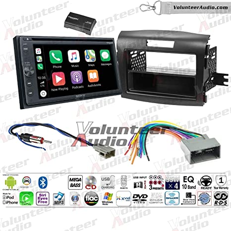 Plug-and-Play 2012-2016 Honda CRV Factory OEM Replacement Stereo Receiver