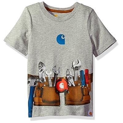 Carhartt Boys' Short Sleeve Tee Shirt 2