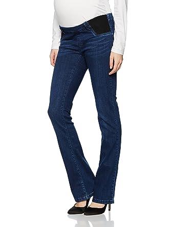 Tasch Maternité Jeans Femme Bootcut Elastischen Bellybutton Mit PXOknw8N0Z